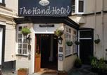 Hôtel Llangollen - The Hand Hotel-2