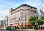 Hôtel Sapporo - Apa Hotel Sapporo Susukino Ekinishi