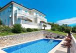 Location vacances Kršan - Holiday Home Albertina (Mod135)-4