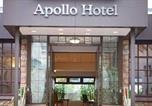 Hôtel Jersey - Apollo Hotel-4