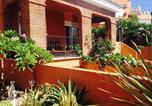 Location vacances Benalmádena - Villa with swimming pool & sea view-2