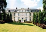 Hôtel Tournai - Chambres d'hôtes Château de Courcelette-1