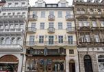 Hôtel Karlsbad - Residence Goethe U Tří mouřenínů-2