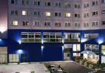 Hôtel Seine-Saint-Denis - Ibis budget Porte d'Aubervilliers-1