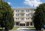Hôtel Sannois - Hôtel Barrière le Grand Hôtel Enghien-les-Bains-3