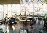 Hôtel Uppsala - Radisson Blu Airport Terminal Hotel-2