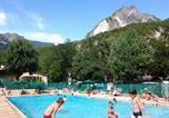 Camping avec Piscine Puget-Théniers - Huttopia Gorges du Verdon-4