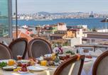 Hôtel Sultanahmet - Darussaade Istanbul Hotel-4