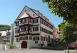 Hôtel Waldenburg - Hotel-Restaurant Anne-Sophie-2