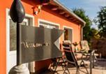 Location vacances Trassenheide - Gartenhaus im Ostseebad Trassenheide-2