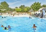 Camping avec Ambiance club Le Verdon-sur-Mer - Camping Clairefontaine-1