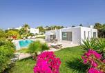Location vacances Ibiza - Playa de Talamanca Villa Sleeps 4 Pool Air Con Wifi-1