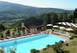 Location vacances Dicomano - Spacious Holiday Home in Dicomano with Swimming Pool-1