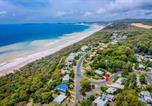 Location vacances Rainbow Beach - 25 Cooloola Drive - Rainbow Beach - Stunning, Modern, Open Plan Beach House, Aircon-4