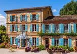 Hôtel Marssac-sur-Tarn - La Verrerie-1