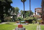 Location vacances Giardini-Naxos - Seaside Apartment With Terrace-1