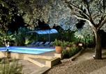 Location vacances Le Plan-de-la-Tour - Mas avec piscine au coeur des vignes-1