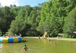 Camping avec Site nature Biron - Le Moulin de David-3