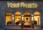 Hôtel Wuppertal - Arcade Hotel-1