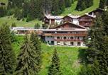 Hôtel Arosa - Sporthotel Tanne-1