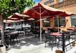Location vacances Cornellà de Terri - Hostal Mas Ferrer-2