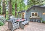 Location vacances Jenner - Guerneville Cabin 2 Mi to Armstrong Redwoods!-2