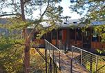 Hôtel Eureka Springs - Beaver Lakefront Cabins - Couples Only Getaways-4