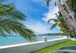 Location vacances Bo Phut - 2 Bedroom Beach Front Villa - on Beautiful Bangrak Beach-3