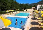 Camping Alpes-de-Haute-Provence - Camping Les Eaux Chaudes