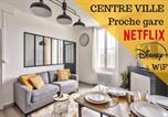 Location vacances  Vienne - Poitierscitystay - Appartement Industriel-2