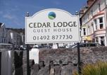 Location vacances Conwy - Cedar Lodge-2