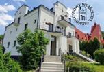 Hôtel Wisła - Rezydencja Biały Dworek-1