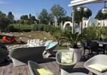 Hôtel 4 étoiles Nîmes - Novotel La Grande Motte Golf-4