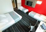 Hôtel Pompertuzat - Hotel Arena Toulouse-3