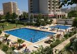 Hôtel Portimão - Apartamentos Jardins da Rocha-1