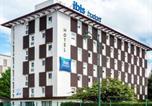 Hôtel Saxel - Ibis budget Thonon Les Bains-1