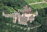 Hôtel Coust - Château de Peufeilhoux-1