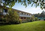 Hôtel Bad Schandau - Aktiv Sporthotel Sächsische Schweiz-4