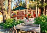 Location vacances Fontana - Grand Pine Cabins-1