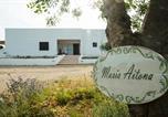 Hôtel Olocau del Rey - Masía Aitona-1