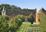 Location vacances Parc naturel régional des Boucles de la Seine Normande  - Villa Manoir de Vertot-1