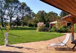 Location vacances Thodure - Maison tout confort, espace vert - piscine - terrasse et bureau télétravail-1