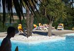 Camping avec Parc aquatique / toboggans Bretagne - Camping Côté O Port Manech-4