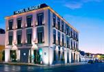 Hôtel Dénia - Hotel El Raset-1