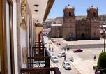 Hôtel Puno - Hotel Hacienda Plaza de Armas