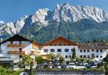 Hôtel Grainau - Romantik Alpenhotel Waxenstein-2