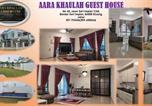 Location vacances Mersing - Aara Khaulah Guest House 2-1