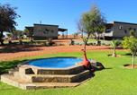 Hôtel Namibie - Eden Chalets-3