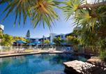Location vacances Alexandra Headland - Headland Tropicana Resort-2