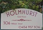 Hôtel Bathurst - Holmhurst Guest House-1